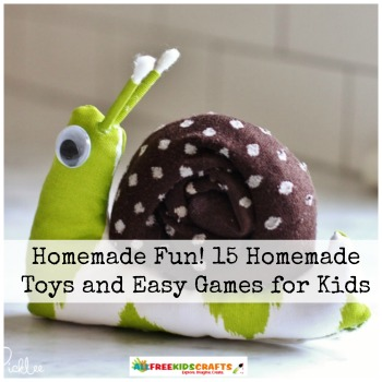 Fun Homemade Toys