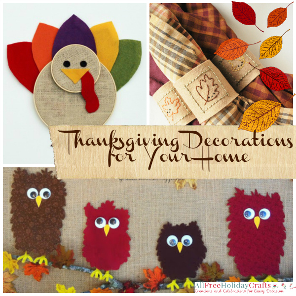 The Ultimate Guide To Crafty Thanksgiving Decorations For