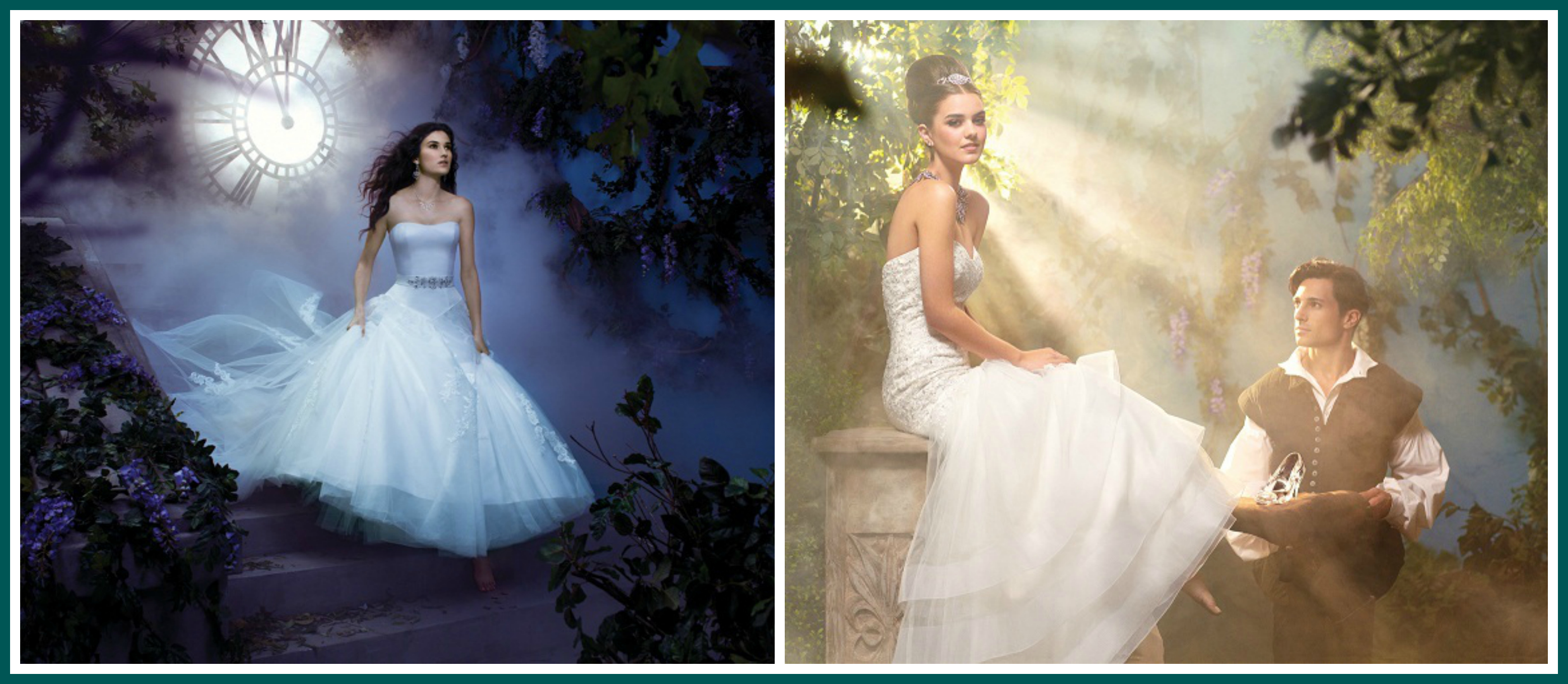 Some Dresses Are Worth Melting For: Disney Princess Wedding ...