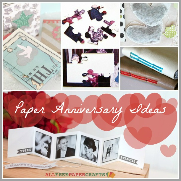 5 paper anniversary ideas craft paper scissors did you love these precious homemade anniversary gift ideas find even more in our complete collection homemade anniversary gifts by year 12 paper negle