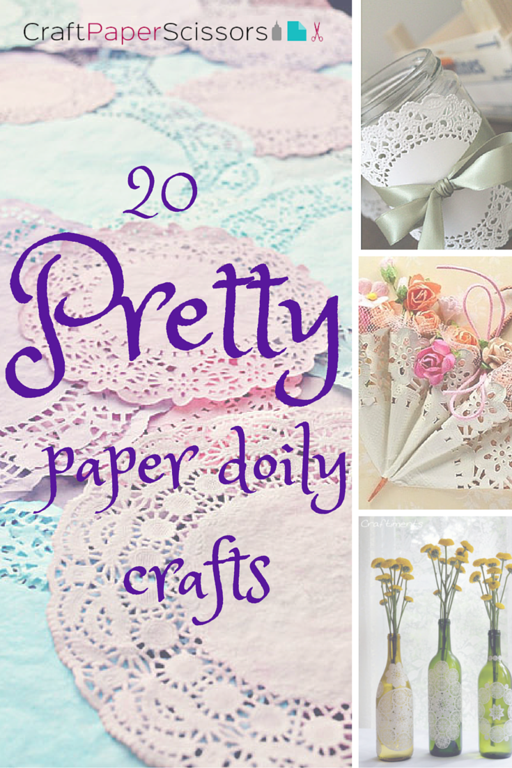 Paper for craft projects - I Love Adding Doilies To My Scrapbook Pocket Page And Other Paper Crafting Projects They Add A Bit Of Texture And Are The Perfect Base For Layering On