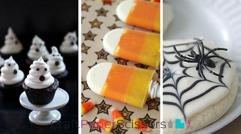 Crafty Halloween Food Ideas