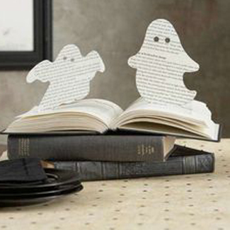 Ghostly Book Pop Ups