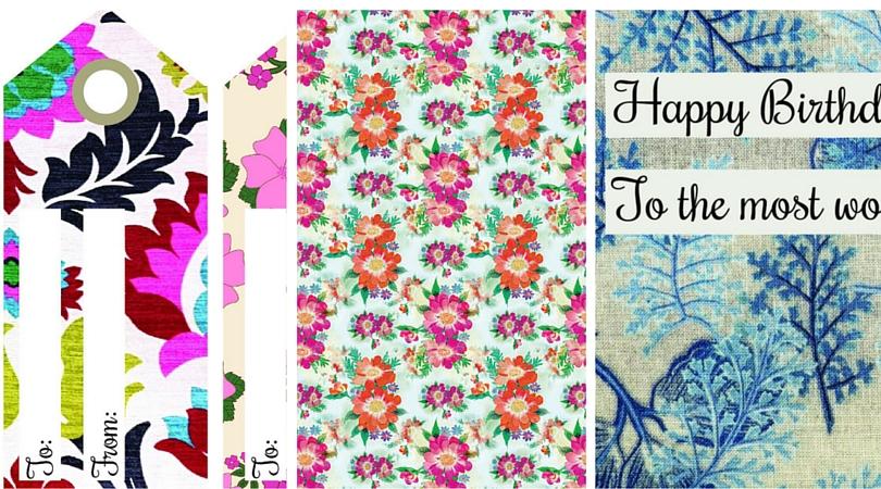 Fantastic & Floral Free Printables
