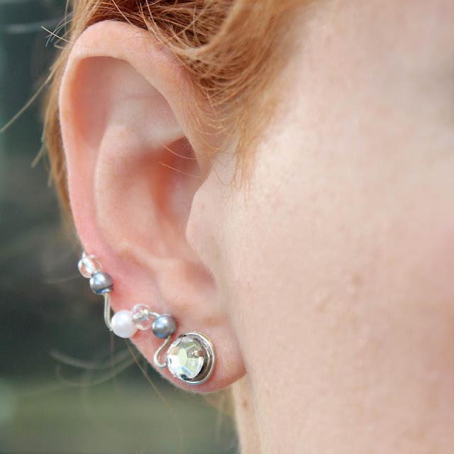 Ear Sweep DIY Earrings