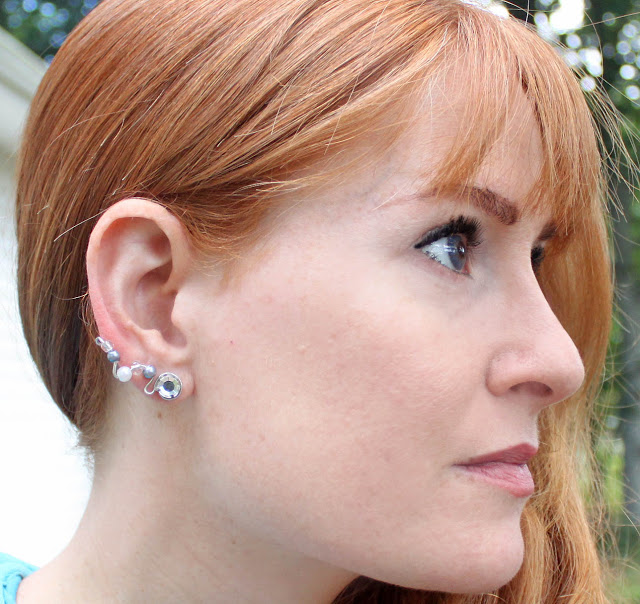 Ear Sweep DIY Earrings