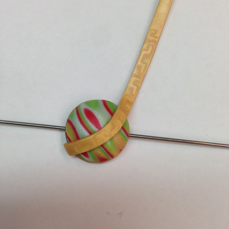 Christmas Ornament Bracelet