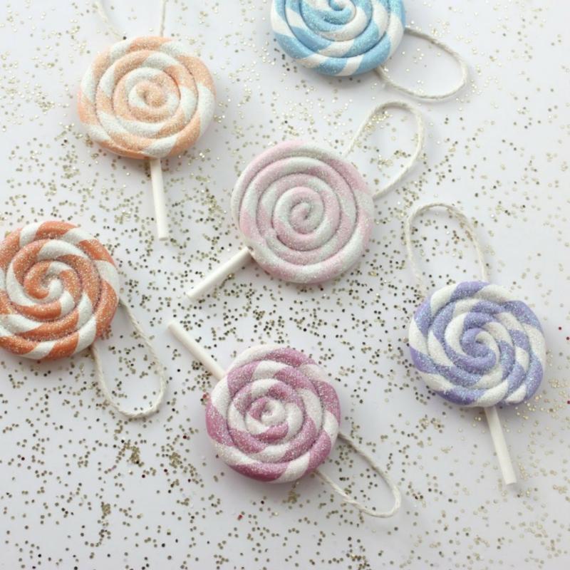 Fa La Lollipop Ornament