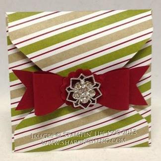 Envelope Favor Tutorial
