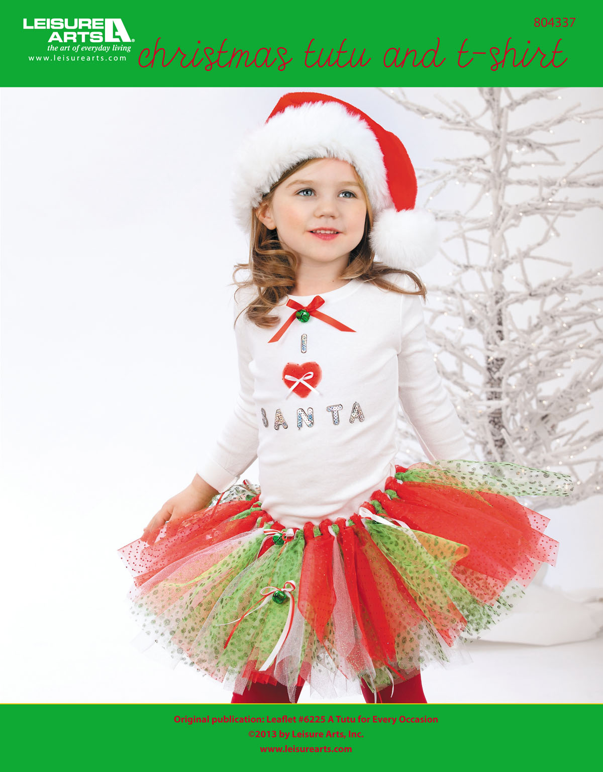 Christmas Tutu and T-Shirt