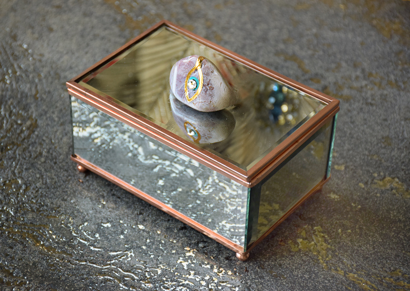 Blissful Wishes DIY Jewelry Box