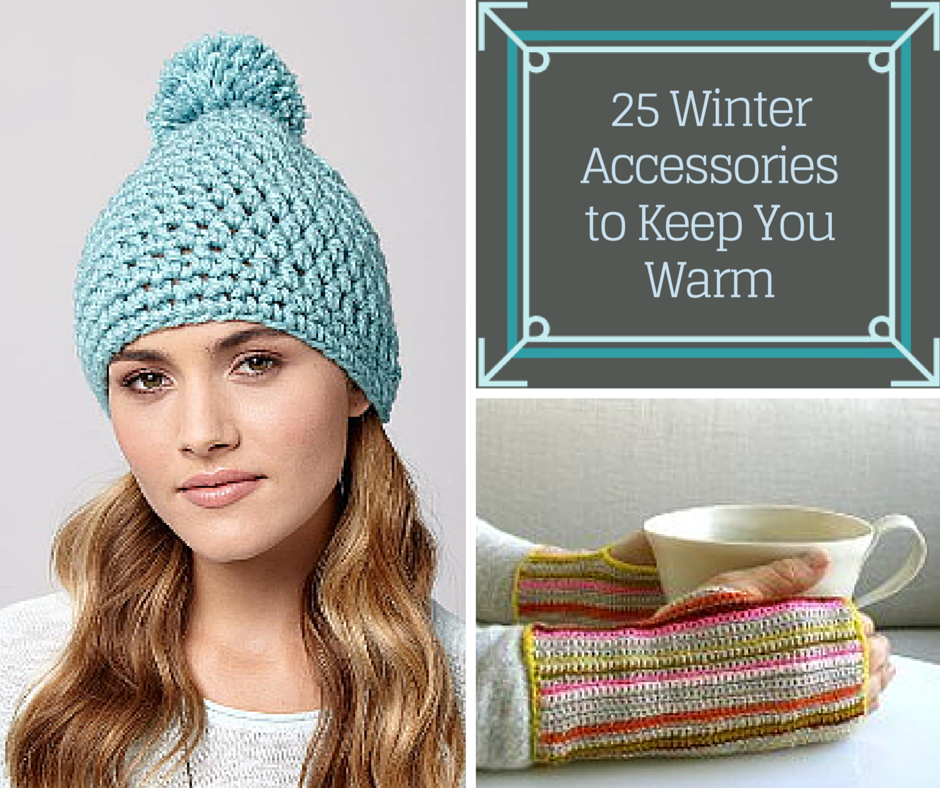 25 Winter Accessories to Keep You Warm