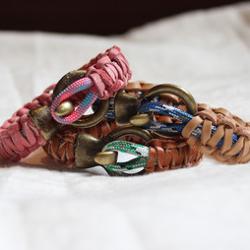 26 Fabulous Macrame Bracelet Patterns