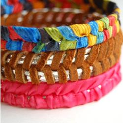40+ Braided Jewelry Patterns
