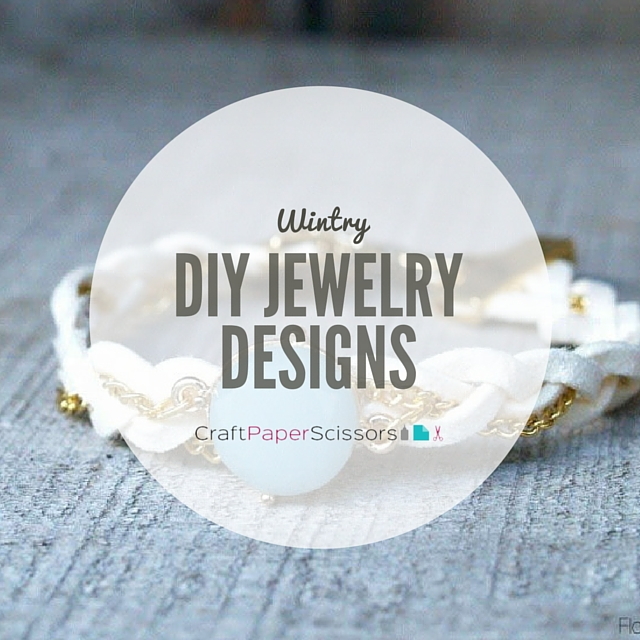 Wintry DIY Jewelry Designs