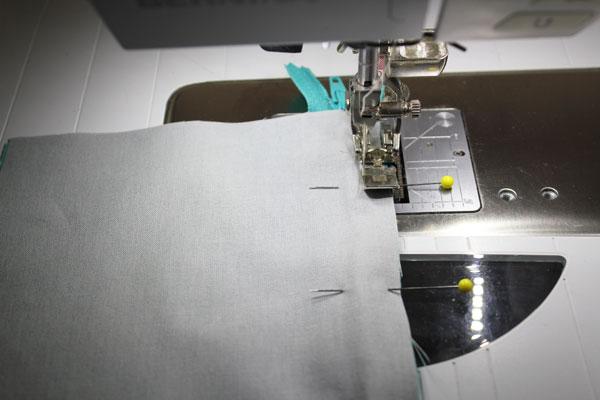 Stitch In Zipper