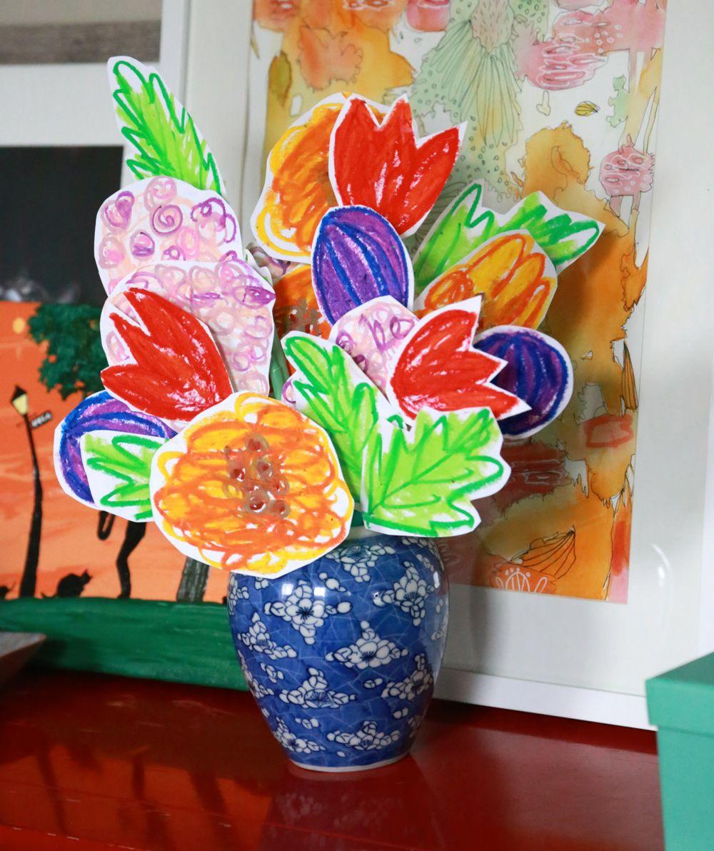 Doodle Bouquet