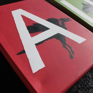 Image courtesy of: paintspeckledpawprints.net