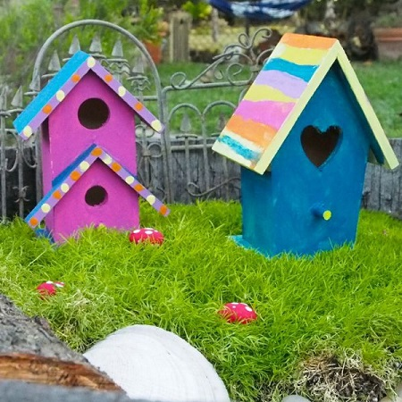 Fairy House Kids' Craft