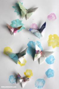 Outstanding Origami Butterflies