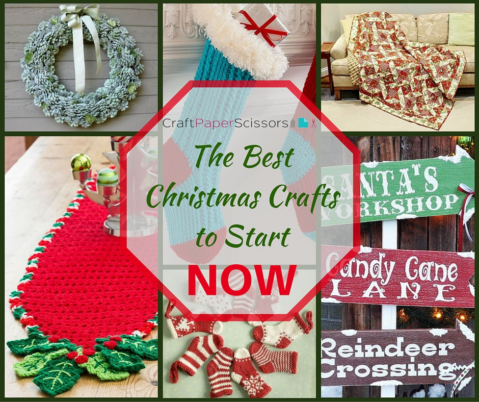 The Best Christmas Crafts to Start Now