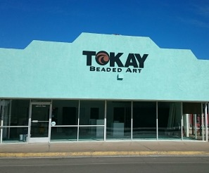 front of Tokay Gallery-1