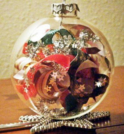 24 Unique Christmas Ball Ornaments To Make