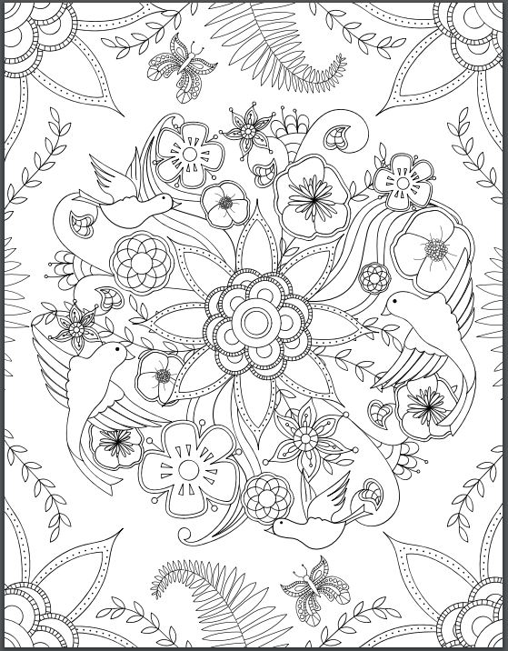 Leisure Coloring Pages Coloring Pages