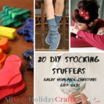 20 DIY Stocking填充物