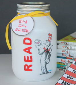 Dr. Seuss Teacher Gift