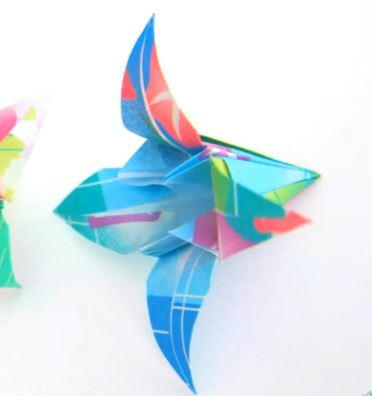 Luxurious Origami Lily