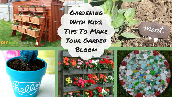 Gardening with Kids: Tips to Make Your Garden Bloom