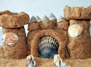 Everlasting Sandcastles