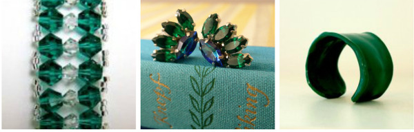 DIY Jewelry Must Makes: Giving Greens