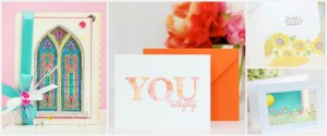 NEW Handmade Cards to Fall in Love With