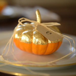 Gilded-Pumpkin-Wedding-Place-Cards