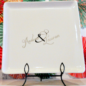 sinfully-simple-plate-guestbook
