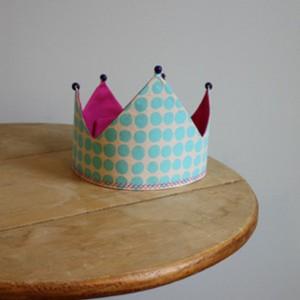 Reversible Royal Baby Crown