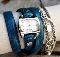 Wraparound Charm Watch