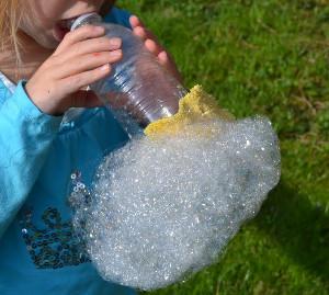Bargain Bubble Snake Maker