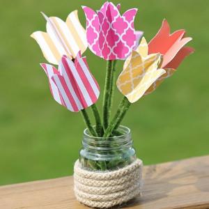 Printable Tulips