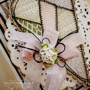 Sewing on your Paper Crafts