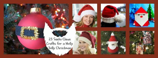 Santa-Claus-Crafts