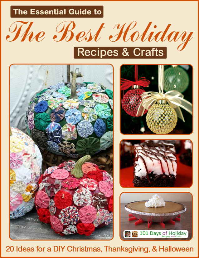 The Essential Guide to the Best Holiday Recipes & Crafts
