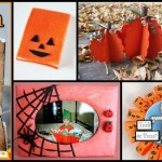 Halloween Paper Crafts free eBook