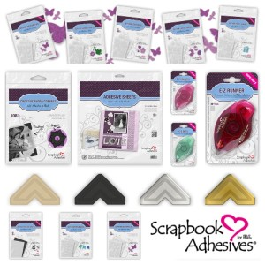 Scrapbook Adhesives by 3L Prize Pack