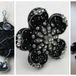 Dark and Mysterious: 21 Haunted Jewels to Make for Halloween Crafts