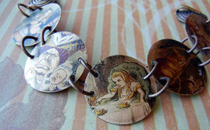 DIY Jewelry Project: Transferring Images to Metal