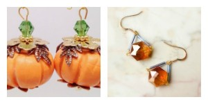 Pumpkin-Spiced Orange Fall Craft Ideas
