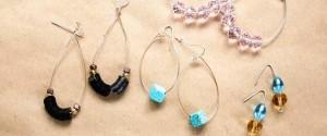 The Earrings You'll Wear Every Day: 10 DIY Earring Designs